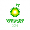 bp CONTRACTOR OF THE YEAR 2008